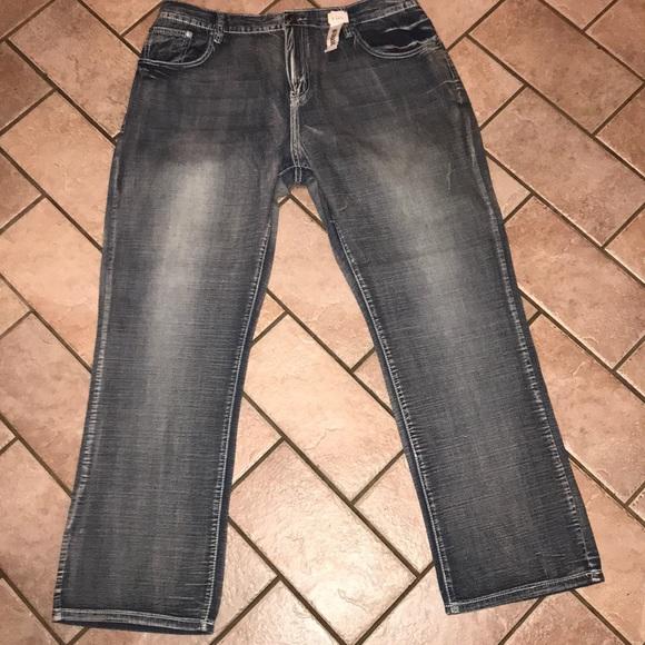 65880e02 Marc Ecko Jeans | Jean 42waist X 32length Relaxed Straight | Poshmark